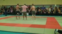 ESWT 2009 -80kg Fabian Lundgren vs Jaser Abbas