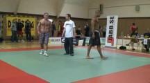 SW SM 2009 -79kg Bahram Seifkhani vs Nicholas Musoke