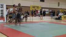 SW SM 2009 -79kg Nicholas Musoke vs Marcelo Isik