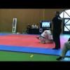 NOC 2012 herrar adult blåttbälte -88,3kg Joel Claesson vs Petri Ahola