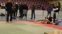 ESWT 2010 -98kg Final Tomas Budai vs Jani Ahlqvist