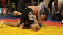 ESWT 2008 – Match 52. -75kg. Jaser Davari vs unknown