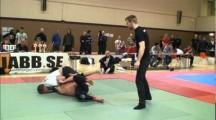 Gameness XI Fortsättare -79kg Pontus Källgren vs Robert Fransson