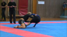 Primate Cup 2012 damer öppen Ylva Monwell vs Anny Hammarsten