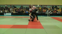 ESWT 2009 -80kg Filip Almqvist vs Jonatan Miemelä