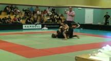 ESWT 2009 -80kg Assar Horn vs Soleman Bojang