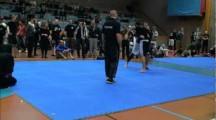 SGL final 2011 Fortsättare -77kg Julio Gomez vs Michael Österlund