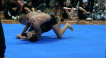 SGL final 2011 Nybörjare -77kg Christoffer Ung vs Fernando Flores