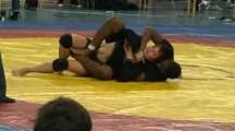Grapplers Paradise 4 +55kg Damer Final Anny Hammarsten vs Nadjima Soumanou