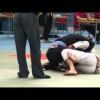 BJJ RM 2012 herrar -76kg Robert Andersson vs Kadanga Mwangala