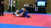 NOC 2012 herrar adult blåttbälte -88,3kg Joel Claesson vs Rickard Jäderlund