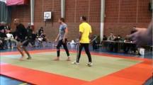 ESWT 2012 herrar -75kg Sebastian Lazo vs Johannes Lundström