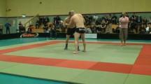 ESWT 2009 -98kg Martin Wojcik vs Jonas Branting