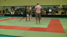 ESWT 2009 -75kg Claes Beverlöv vs Sam Chaginy