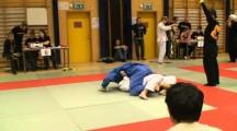 Tapout 2010-11-20 Blue belt Middle Pouya Vafaeian vs Daniel Rosendahl