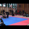 SGL final 2012 herrar nybörjare -66kg Khaled El-eina vs Nosser Jalali