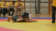 ADCC Swedish Open 1 -76,9kg Jani Lax vs Oskar Karlström Biller