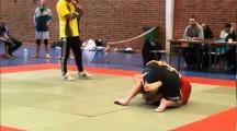 ESWT 2012 herrar -80kg Pouya Vafaeian vs Marcus Johansson