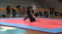 Primate Cup 2012 herrar -77kg Andreas Sweström vs Robin Stjernström