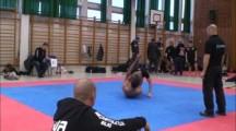 SGL final 2012 herrar nybörjare -66kg Victor Hemby vs Alexander Perälä