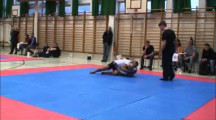 SGL final 2012 herrar avancerade -77kg Robson Barbosa vs Magnus Larsson