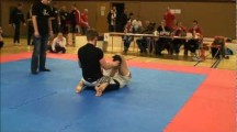Gameness XI Avancerade -73kg final Billy Petersson vs Mattias Ottestig