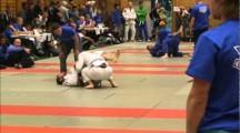 BJJ SM 2011 Herrar seniorer -88,3kg Martin Janson vs Alexis Bexar