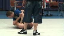ADCC European Championship 2011 -76,9kg Andreas Olsson vs Vitally Kraversky