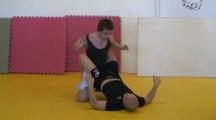 SGL Öst 1 2010 Fortsättning -77kg Daniel Rosendahl vs Andrey Maleev