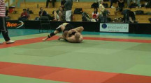 ESWT 2009 -65kg final Wictor Dahlström vs Erik Bengtsson