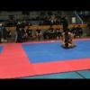 SGL final 2010 Nybörjare -77kg Robin Manning vs Fabian Fristedt