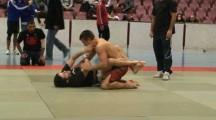 ESWT 2010 -75kg Jaser Davari vs Simon Sköld