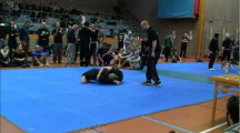 SGL final 2011 Fortsättare -77kg Anton Edin vs Oskar Karlström Biller