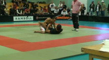 ESWT 2009 -65kg Onur Polat vs Samuel Alm