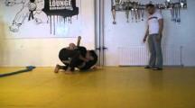 SGL Öst 1 2011 Fortsättare -77kg Oskar Karlström Biller vs Michael Wang