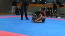 Primate Cup 2012 herrar -66kg Stefan Slavnic vs Martin Danielsson