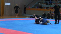 Primate Cup 2012 damer öppen Anny Hammarsten vs Tove Eriksson