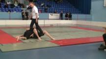 Grapplers Paradise 5 -67kg match 26 Leandro Fuica vs Isak Moberg