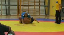 ADCC Swedish Open 1 -98,9kg Alexander Trans vs Thomas Johannesen