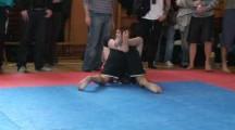 SGL Öst 090322 Nybörjare -66kg Christoffer Gruvell EGAK vs unknown