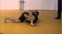 SGL Öst 1 2011 Fortsättare -66kg Henrik Vincent vs unknown 2