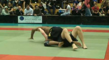 ESWT 2009 -80kg Joakim Nordström vs Soleman Bojang