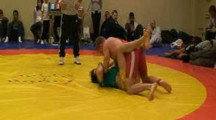 ESWT 2008 – Match 57. Final -75kg. Tomas Ekberg vs Jaser Davari