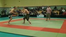 ESWT 2009 -80kg Jaser Abbas vs Jonatan Westin