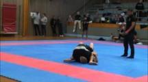 Primate Cup 2012 herrar -71kg Olle Råberg vs Linus Jonsson