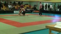 ESWT 2009 -80kg Jens Andersson vs Fredrik Johansson