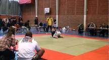 ESWT 2012 damer open Klara Tibbing vs Petra Josefsson