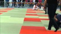 BJJ RM 2012 damer -64kg Maria Hjalmarsson vs Andrea Armstrong