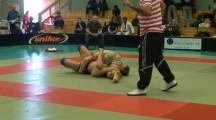 ESWT 2009 -88kg final Alexander Bergman vs Yoel Grundemark