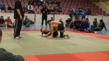 ESWT 2010 -75kg Final Reza Madadi vs Jonas Cullemark